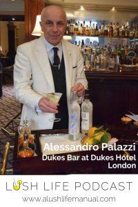 Alessandro Palazzi, Dukes Bar at Dukes Hotel, London - Pinterest