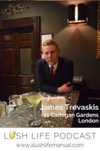 James Trevaskis, 11 Cadogan Gardens, London - Pinterest