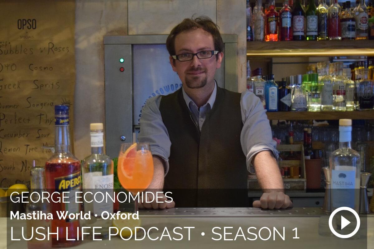 George Economides – Mastiha World, Oxford