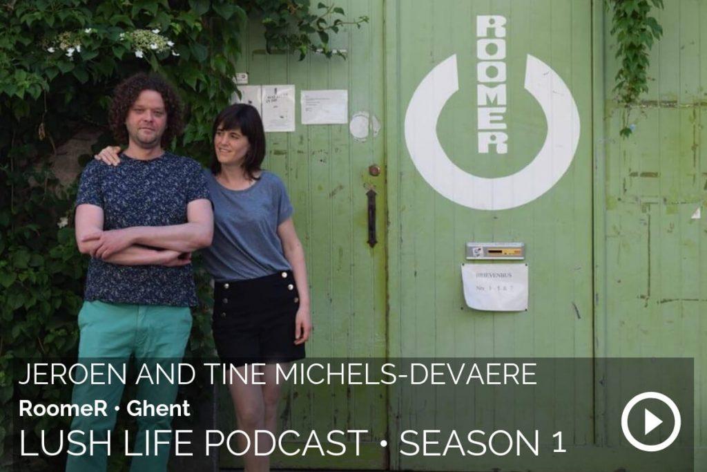 Jeroen and Tine Michels-Devaere, RoomeR, Ghent