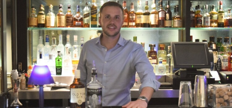 Jonathan Zammit-Tabona, Global Brand Ambassador, Langley's Gin