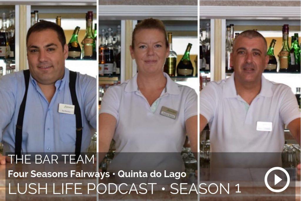 The Bar Team, Four Seasons Fairways, Quinta do Lago