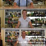 The Bar Team, Four Seasons Fairways, Quinta do Lago - Pinterest