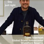 Tom Vernon, Global Brand Ambassador, Woodford Reserve - Pinterest