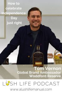 Tom Vernon, Global Brand Ambassador, Woodford Reserve - Pinterest