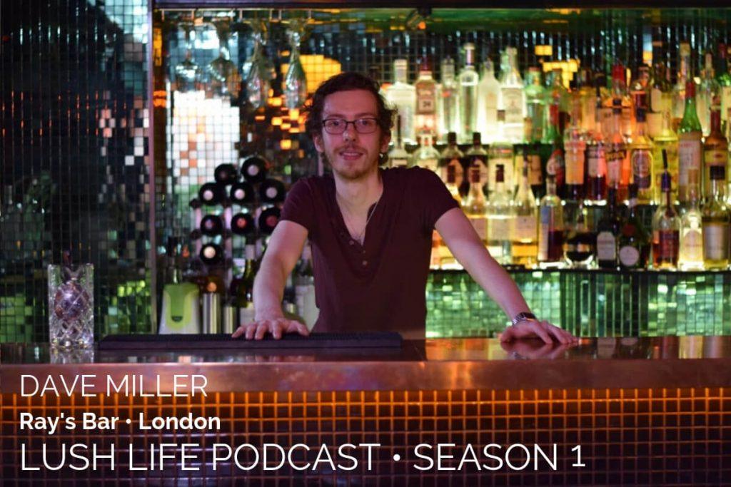 Dave Miller, Ray's Bar, London