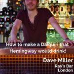 Dave Miller, Ray's Bar, London - Pinterest
