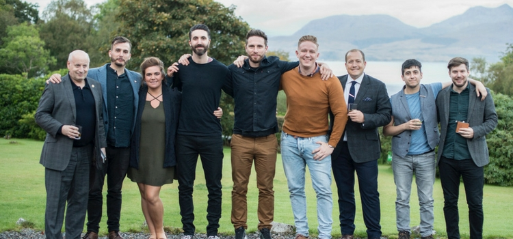 TALISKER NAMES ANDREW LENNIE AS INAUGURAL 'RACE TO SKYE' CHAMPION