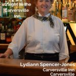 Lydiann Spencer-Jones, Carversville Inn, Carversville - Pinterest