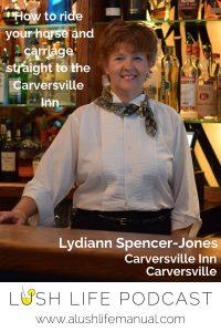 Lydiann Spencer-Jones, Carversville Inn, Carversville - Pinterest