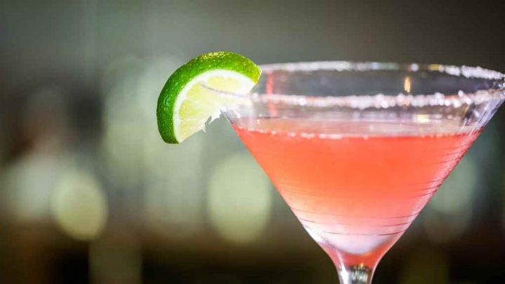 How To Make The Cosmopolitan Cocktail A Lush Life Manual