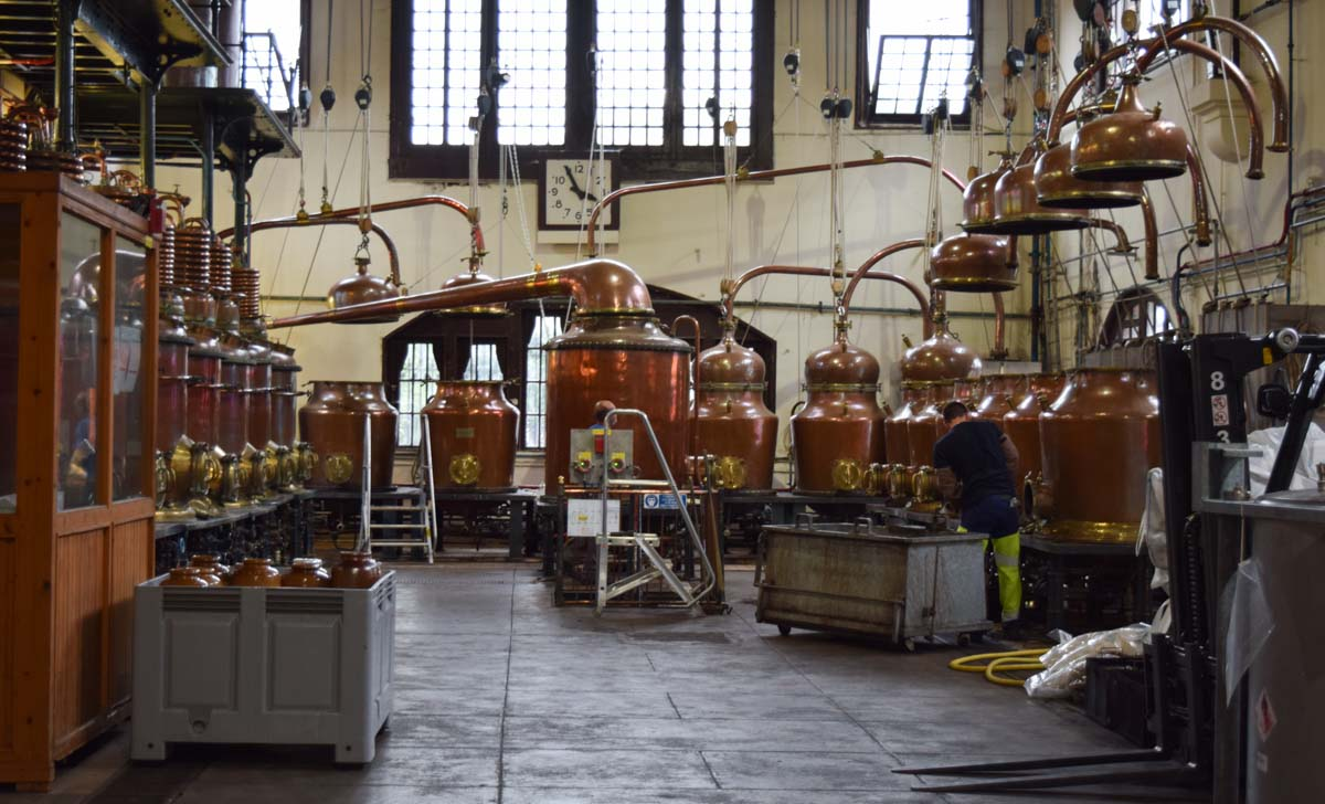 The Distillery, Palais Benedictine, Fecamp, France