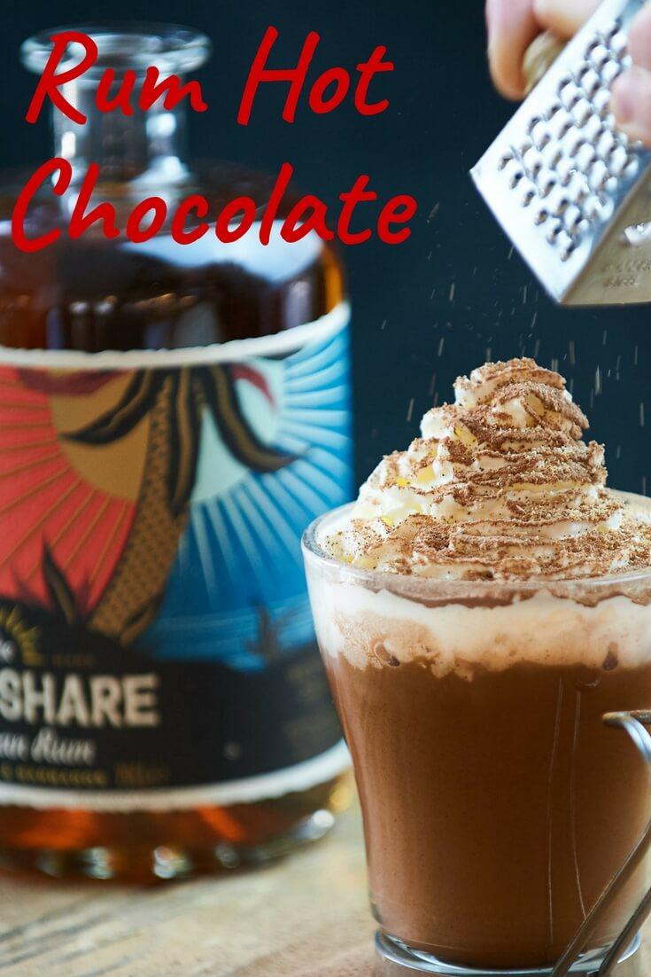 Duppy Share - Rum hot Chocolate
