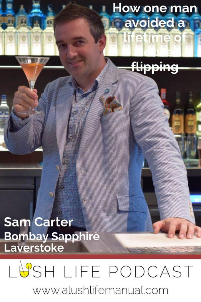 Sam Carter, Bombay Distillery, Laverstoke - Pinterest