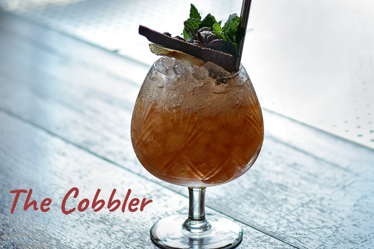The Cobbler - Cocktail Trading Company, London
