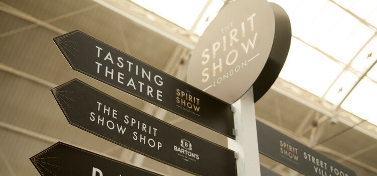 The Spirit Show is in London