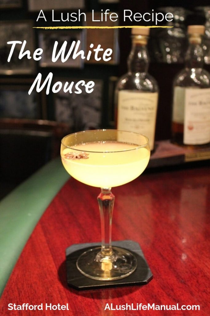 The White Mouse, Stafford Hotel, London - Pinterest