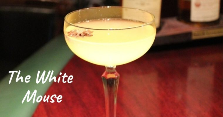 The White Mouse at the Stafford London – Cocktail Recipe