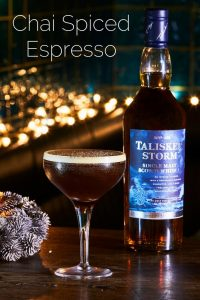 Chai Spiced Espresso, Talisker - Pinterest