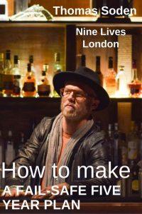 Thomas Soden, Nine Lives, London - Pinterest