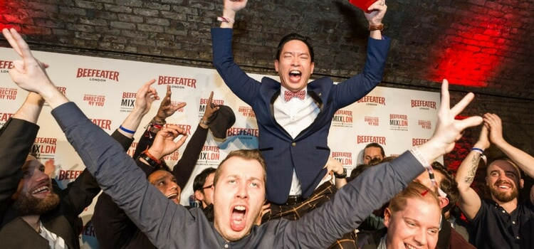 WORLD'S BIGGEST GIN COMPETITION, BEEFEATER MIXLDN 7,  ANNOUNCES 31 GLOBAL BARTENDING FINALISTS