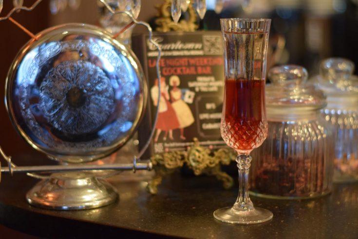 The Courtesan Cocktail