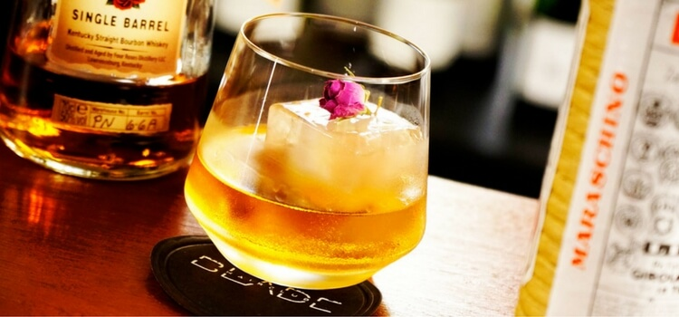 The Name Of The Rose by Stroo Olofsson – Cocktail Recipe