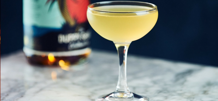 How to Make the Duppy Share Ginger Daiquiri