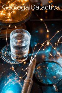 Geóloga Galáctica recipe - pinterest