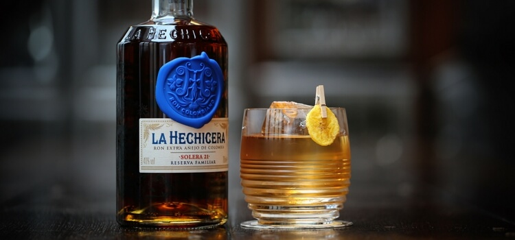 How to Make the La Hechicera Banana Old-Fashioned