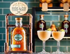 Roe & Co Whiskey - Peaches & Cream