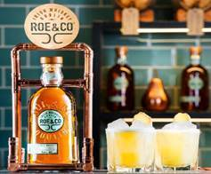 Roe & Co Whiskey - Roe Sour