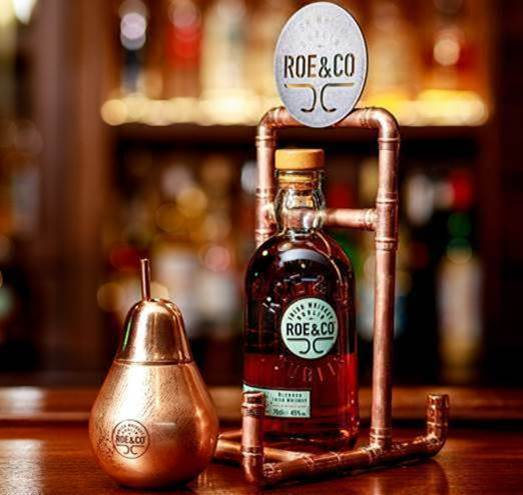 6 Easy Cocktail Recipes made with Roe & Co Irish Whiskey