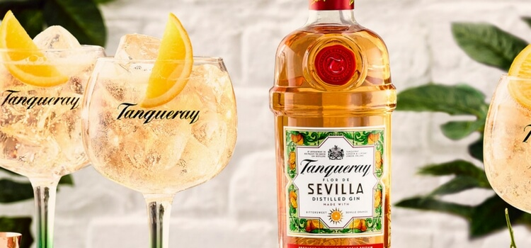 TANQUERAY LAUNCHES EXCITING NEW GIN CRAFTED FROM SEVILLE ORANGES