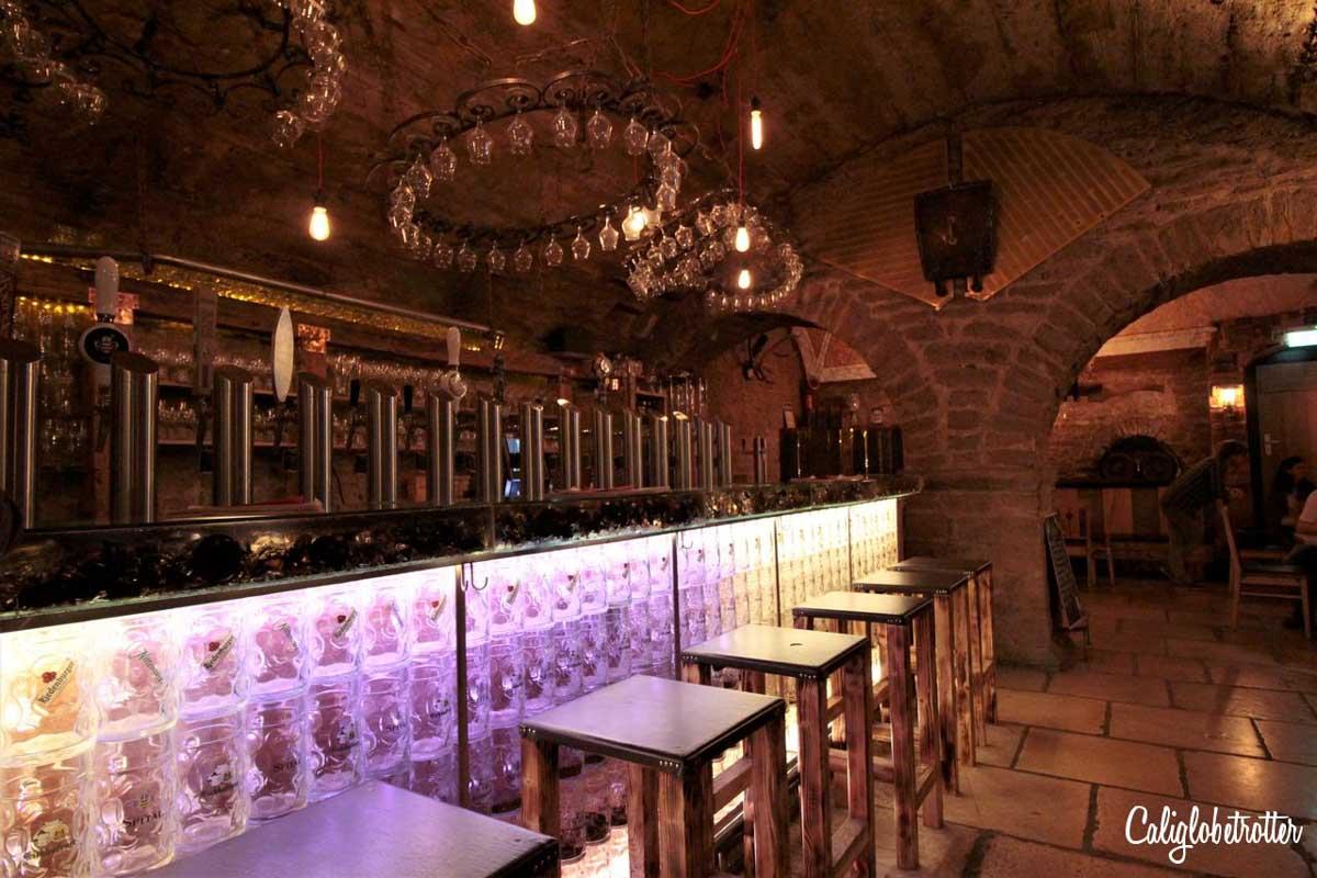 Biretta Beer Bar