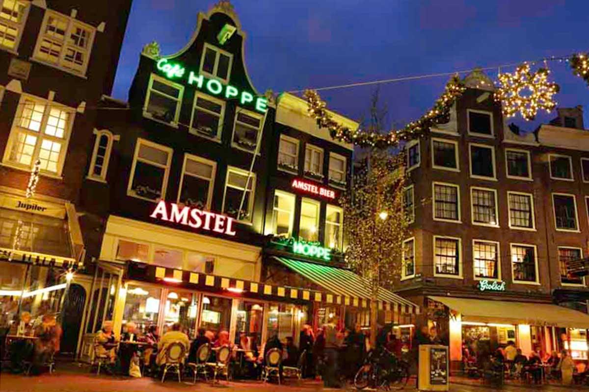Cafe Hoppe, Amsterdam