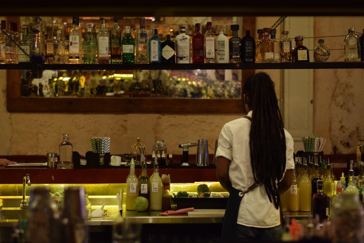 Cocktail Bars Around the World