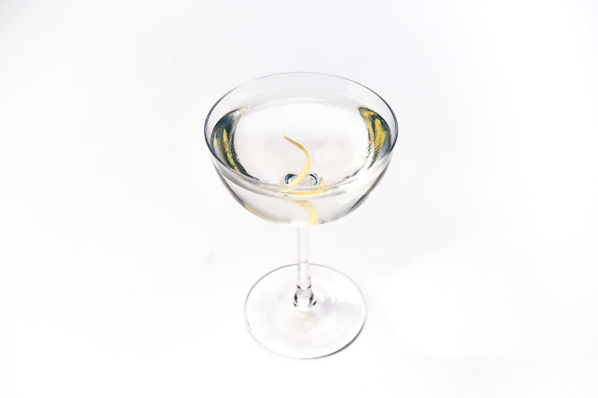 Hepple Martini, Hepple Gin