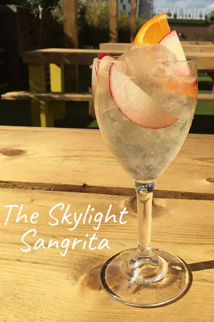 The Skylight Sangrita, Skylight, London