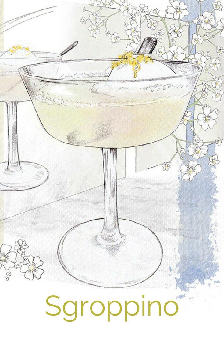 b7d7a946c60d Sgroppino, Bar Swift, London by Sara Stode - Pinterest - A Lush Life ...