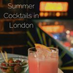 Where to find the best Summer Cocktails in London - Pinterest
