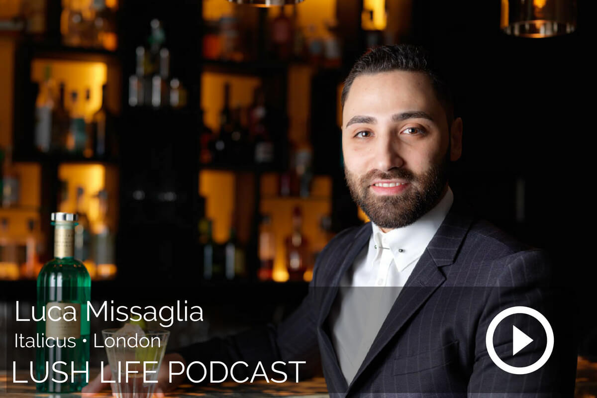 Luca Missaglia, Italicus, London – how to realize your greatest asset and make it work for you