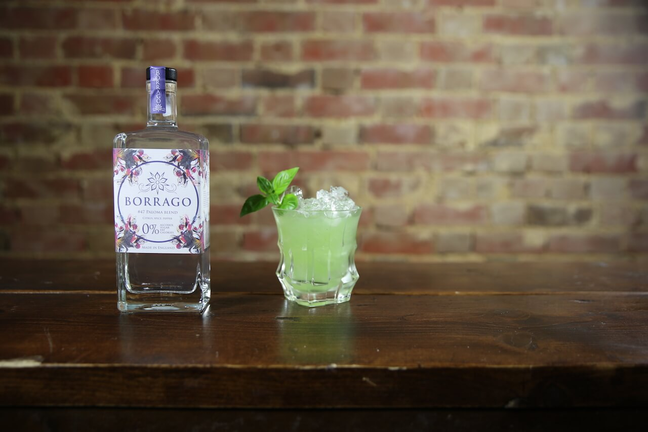 How to Make the Green Fizz by Tom Tuke-Hastings – Cocktail Recipe