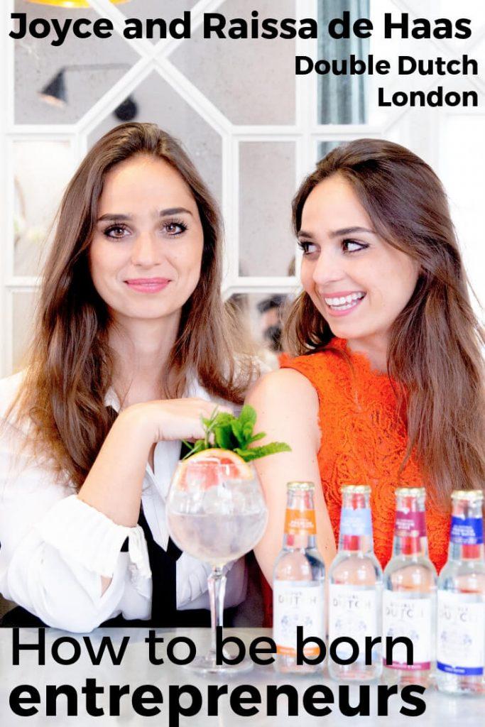 Joyce and Raissa de Haas, Double Dutch, London - Pinterest (1)