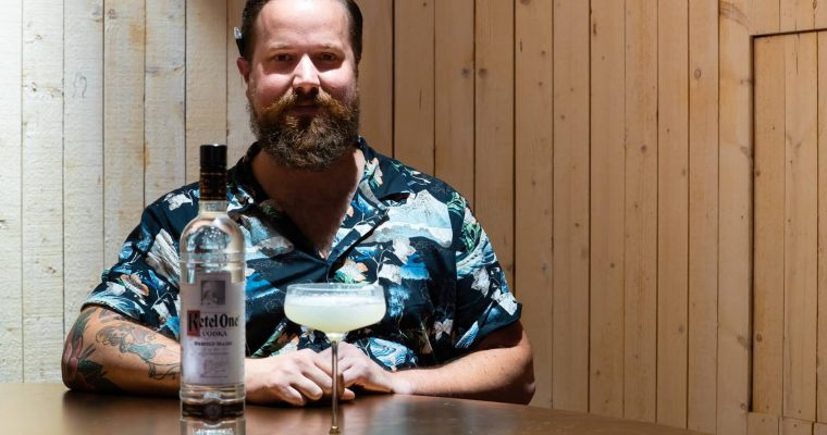 Original Sin's Thomas Loosli Takes Home Top Prize at Ketel One Vodka Copper to Canvas Cocktail Competition