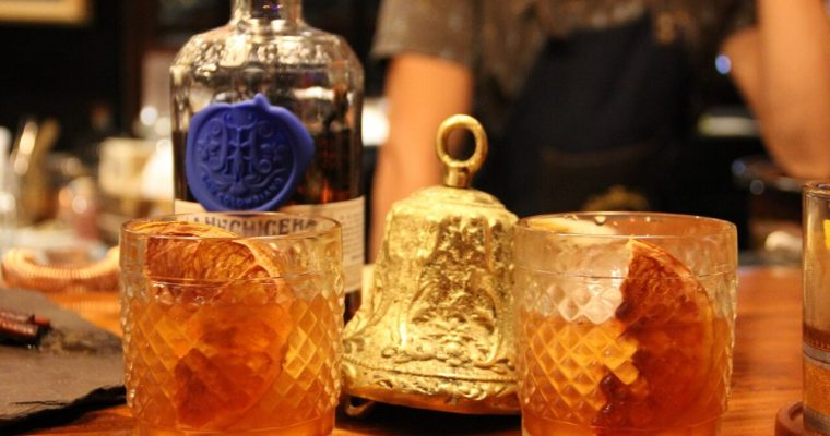 Oro Fashioned by Stephanie Jordan, La Hechicera Rum