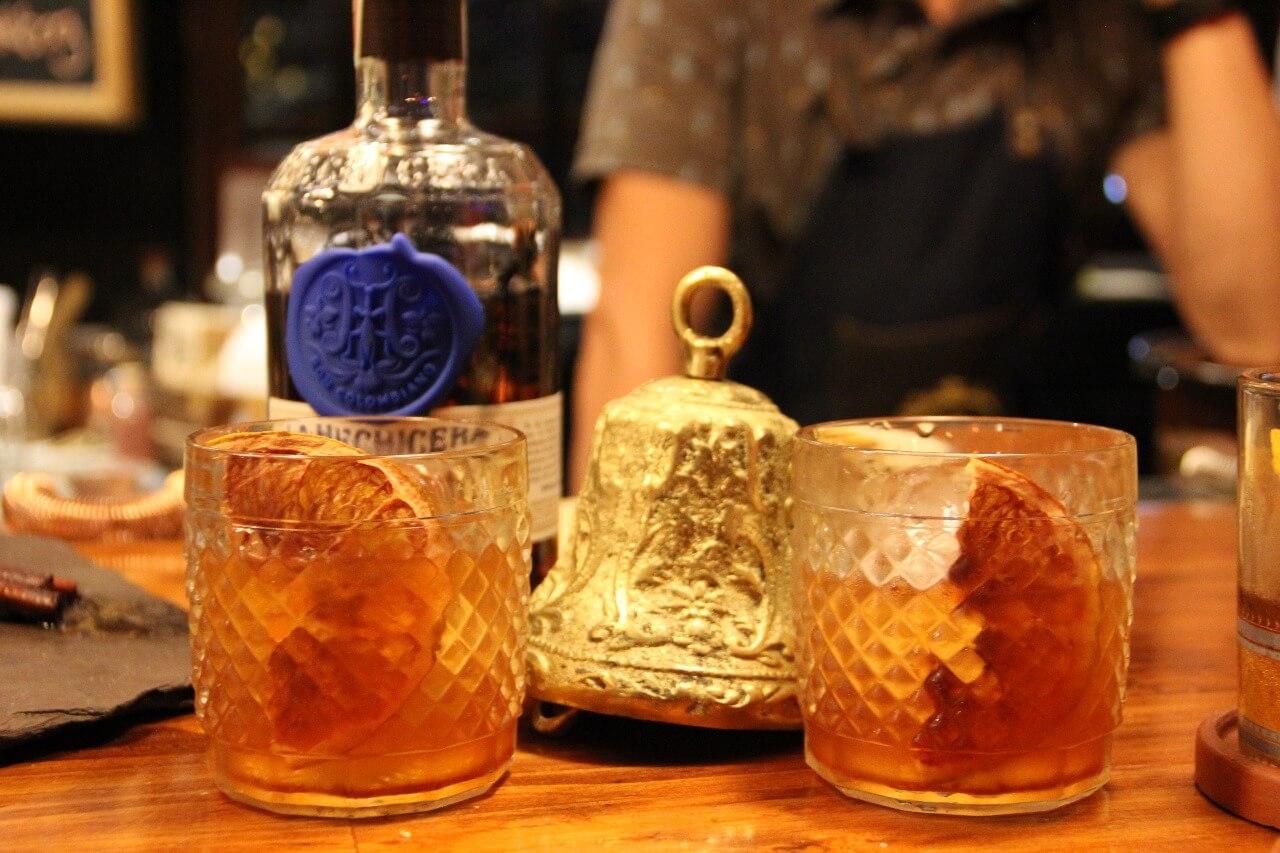 Oro Fashioned by Stephanie Jordan, La Hechicera Rum
