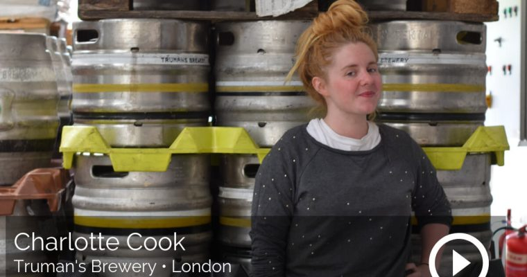 Charlotte Cook, Truman's Brewery, London  – How to be bold in your approach