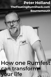 How one Rumfest can transform your life - Peter Holland - Pinterest