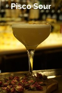 Pisco Sour by Pisco Waqar, Tulahuen - Pinterest